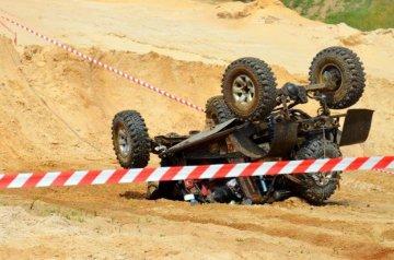Wideo: Motoryzacyjna Tortura 4x4. Zobacz to!
