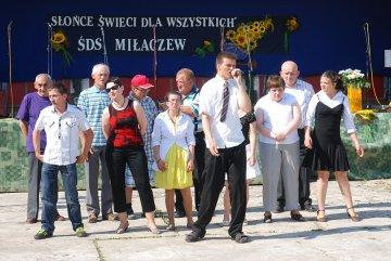 S�o�ce �wieci�o dla wszystkich w Mi�aczewie