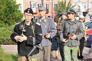Ju� dzi�: Wojenna instalacja w Przystani