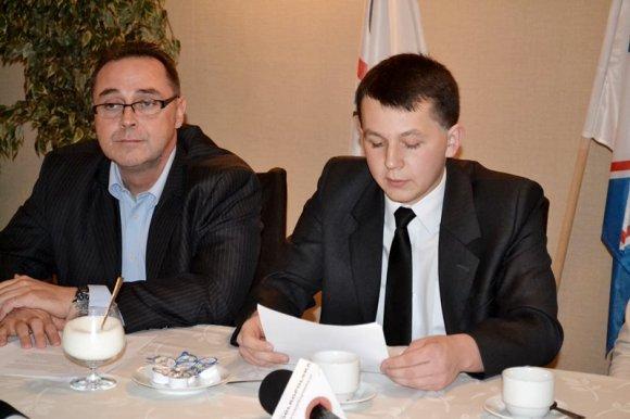 Miasto Turek: Wideo: Konferencja wyborcza Kongresu Nowej Prawicy