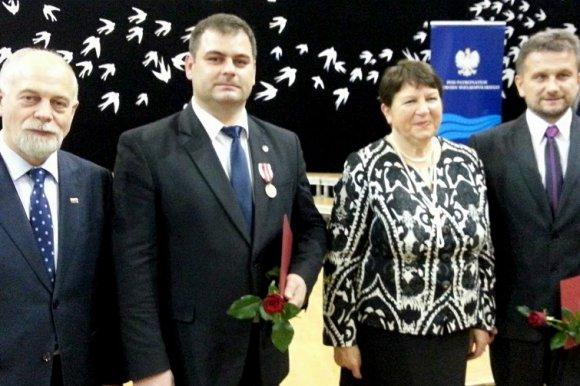 Miasto Turek: Nauczyciele ZST nagrodzeni przez MEN i Kuratorium O�wiaty w Poznaniu